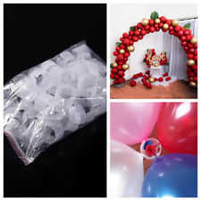 10x Balloon Arch Flower Stand Connectors Clip Ring Buckle Wedding Birthday Decor