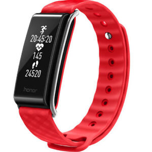 HUAWEI COLOUR BAND A2 Fitness Tracker Gym Monitor Heart Rate AW61 RED