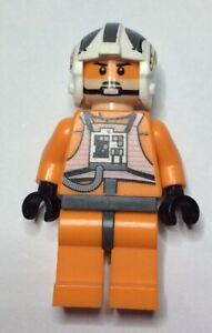 Lego Star Wars Minifigures - Rebel X Wing Pilots Zev Senesca