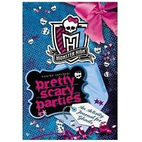 Monster High: Pretty Scary Parties: An Activity Journal for Ghouls by Danescary