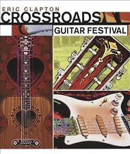 Crossroads Guitar Festival 2004 [DVD] by Various Artists (DVD, Sep-2010, 2 Discs, Rhino (Label))
