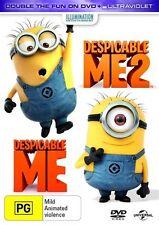 Despicable Me / Despicable Me 2 - DVD Region 4