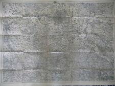 Karte für das Kaisermanöver 1912