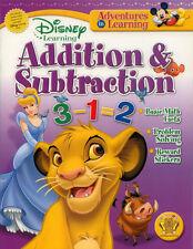 Disney Addition coloring book RARE UNUSED