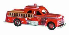 CORGI 1951 Seagrave Sedan Charlotte NC Fire Pumper FD diecast fire truck NEW