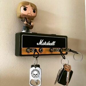 Key Storage Rock Marshall Guitar Keychain Holder Jack II Rack 2.0 Electric Key R
