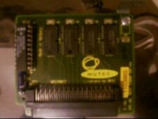 MUTEC DMC-08 8mb ram board for Akai S3200 , S3000 , S2800 , CD3000