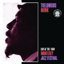 Thelonious Monk-Live at the 1964 Monterey Jazz Festival CD NUOVO