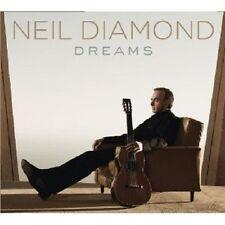 """Neil DIAMOND """"Dreams"""" CD NUOVO"""