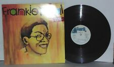 Frankie Paul True LP Black Scorpio 1988 Jamaican Press Reggae Dancehall Vinyl