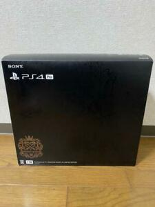 Used SONY PlayStation 4 Pro Console KINGDOM HEARTS LIMITED EDITION From Japan