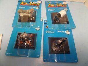 4 ERTL  AIR & SPACE DIECAST - YEAR 1990