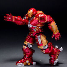 Marvel Avengers Ultron Iron Man Hulk Buster Collection Model Action Figures