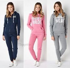 Harry Wilde Cotton Blend Ladies Lounge/Joggers, Hoodies and Jogger + Hoody set