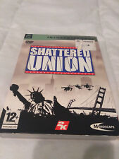 Shattered Union Pc Cd-Rom 2k Hits Collection Frances
