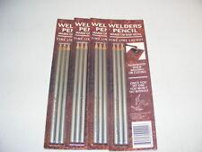 Silver Mine Welders Welding Pencils lot shop supply Qty:1 Dozen Pencils (12) New