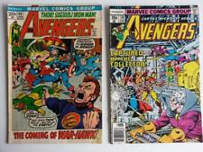 The Avengers-Lot of 18 - #98,174,175,180,182-185,188-191,194,195,201,202,204,316