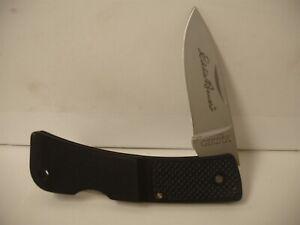 Vintage Gerber Lock Back Eddie Bauer Folding Knife