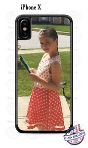 Customize Personal Picture Design Phone Case Cover Fits iPhone X