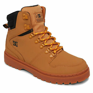DC Shoes Men's Peary TR Winter Snow Boot Hi Top Shoes Brown Wheat/Black (wea)...