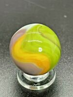 Vitro Agate Parrot Marble Vitro 4 Color Parrot Shooter Marble 0.944""
