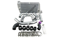 CXRacing Bolt on Intercooler Kit For 07+ Mitsubishi Lancer Evolution EVO X + BOV