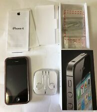 Apple iPhone 4 A1349 16GB Verizon Black Smart Phone Cell Phone