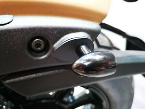Supports Indicators Rear Indian Scout Bobber