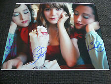 JENNY LEWIS WITH THE WATSON TWINS signed Autogramm auf 20x25 cm Foto InPerson