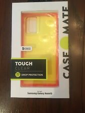 Case Mate Galaxy Note 10 Neon Yellow/pink