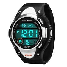 Kids Sports Digital Watches for Boys, 5 ATM Waterproof Outdoor Sport Watch...