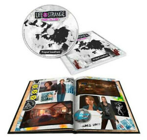 Life Is Strange Before The Storm Limited Edition Art Book + Soundtrack