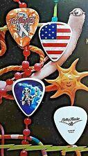 TED NUGENT 4-guitar pick STAMPEDE