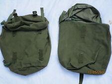 Webbing 90 Side Pouches,oliv,PLCE-Daypack,Seitentaschen