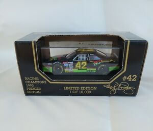 Racing Champions 1/43 Scale #42 Kyle Petty Mellow Yellow Pontiac Car New in Box