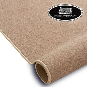 Moderne Läufer beige Teppich Korridor Flur Diele Breite 50, 60, 70 80, 90 100cm