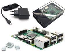 Raspberry Pi 3 modelo B light Starter Kit bundle set
