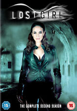 DVD:LOST GIRL - SEASON 2 - NEW Region 2 UK