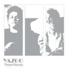 YAZOO - THREE PIECES-A YAZOO COMPENDIUM  3 CD NEU
