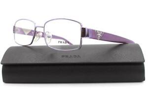 Prada VPR56N Eyeglasses Lilac ZVO-1O1 Authentic 51mm