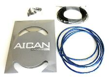 AICAN Superlight Bungarus SHIFT DERAILLEUR Cable Housing set kit I-Link, Blue