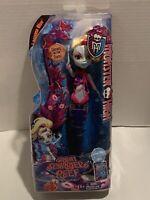 Monster High Great Scarrier Reef Lagoona Blue Glow In The Dark Doll 2015 Mattel