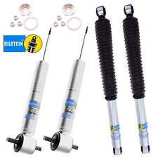 Bilstein Adjustable Front Leveling Shocks & Rear Shocks 2014-2018 Chevy/GMC 1500