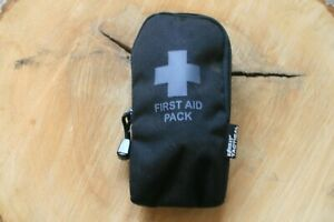 Bushcraft Small Kombat First Aid Kit Black