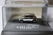 Mini Cooper  1:87 von Herpa Sondermodell 35 Jahre Mini chrom