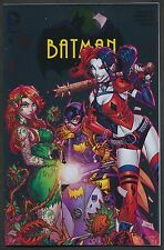 BATMAN ADVENTURES #12 FAN EXPO FOIL COVER LIMITED EDITION Old DC Logo