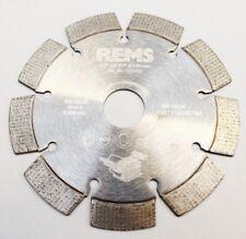 REMS Universel disque à tronçonner Diamanté LS H-P 125 mm 185022 Crocodile