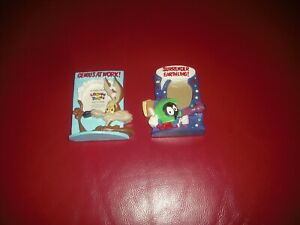 TWO LOONEY TUNES PICTURE FRAMES