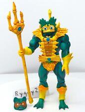 MOTUC, Mer-Man, complete, figure, Masters of the Universe Classics He-Man, sword