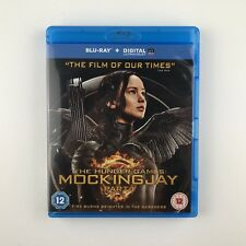 The Hunger Games: Mockingjay Part 1 (Blu-ray, 2015)